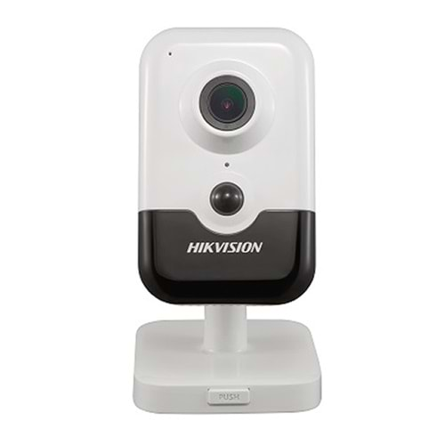 Hikvision DS-2CD2443G0-IW 4MP 2,8mm WiFi Sesli Cube Kamera (H265+)